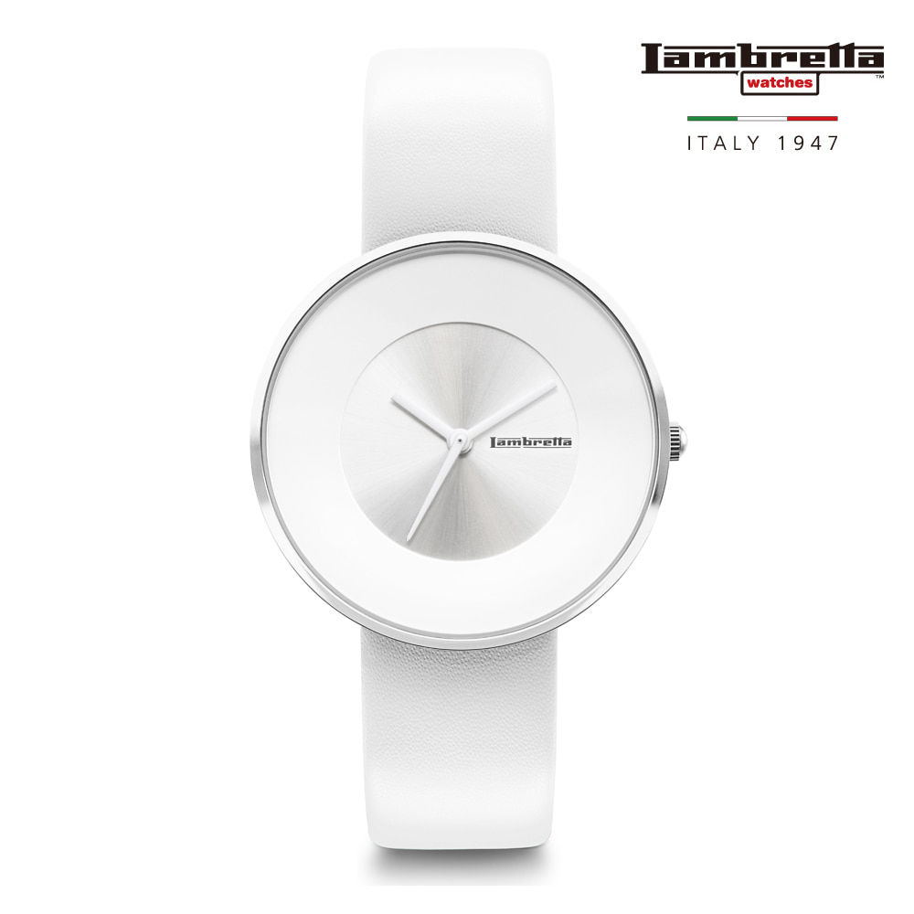 [Lambretta Watches] 람브레타 Cielo 34 Solid White 여성시계